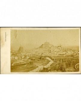 Le Puy-en-Velay: vue générale