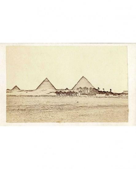 Grandes Pyramides (en Egypte)