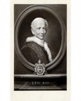 Peinture du pape Léon XIII