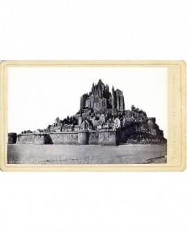 Vue extérieure du Mont Saint-Michel