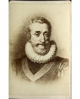 Portrait d'Henri IV (gravure)
