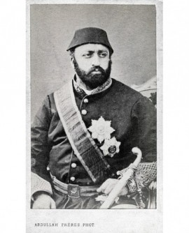 Portrait du Sultant de Constantine en grande tenue