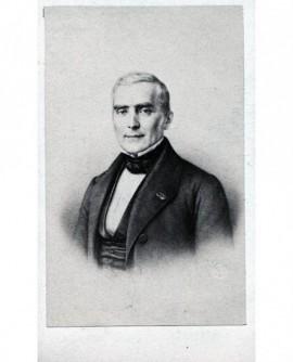 Portrait de Augustin Eugène Scribe