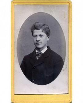 Portrait d'un homme