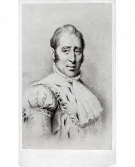 Portrait de Charles dix