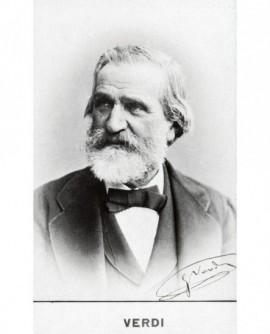 Compositeur VERDI Giuseppe (1913-1901)