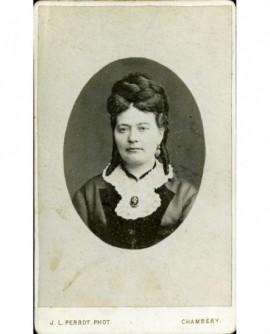 Portrait de femme (Mme Roulet)