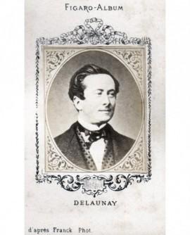 Astronome et mathématicien Charles DELAUNAY