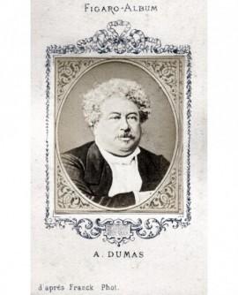 Portrait d'un homme de lettre: Alexandre Dumas père