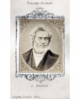 Portrait de Jules FAVRE