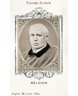 Portrait d'un homme. Nélaton