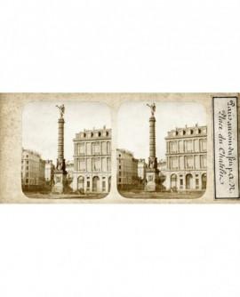 Place du Chatelet. Paris (a)