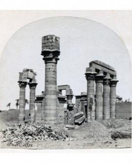 Vues d\'Egypte et Nubie. temple de Erment (b)
