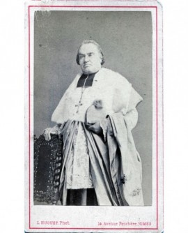 Monseigneur Besson de Nîmes