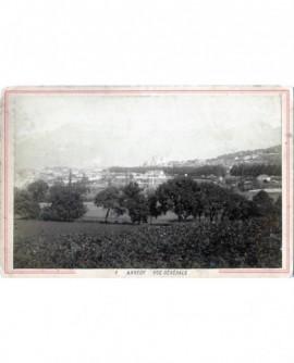 Vue générale d\'Annecy