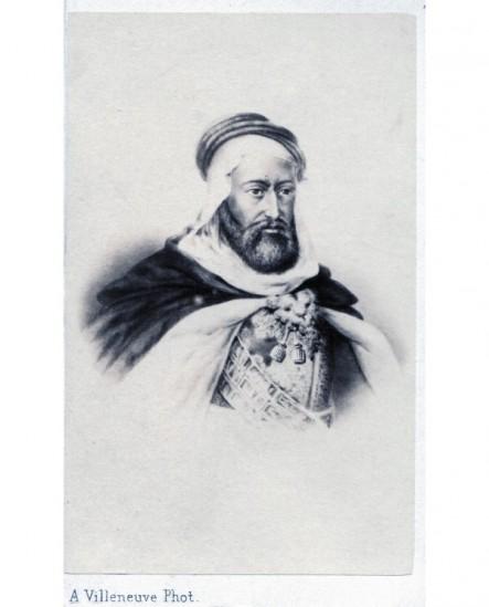 Portrait Abd-el-kader