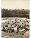 Jeunes femmes dans parc. mademoiselle légion d\'honneur ? (b)