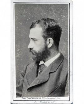 Portrait du peintre Léon Bonnat
