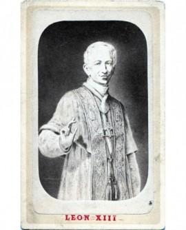 Portrait du pape Léon XIII