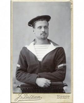Portrait d\'un marin