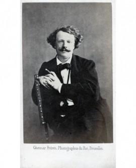autoportrait de Nadar (Tournachon)