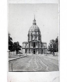 Paris. Le Dôme des Invalides