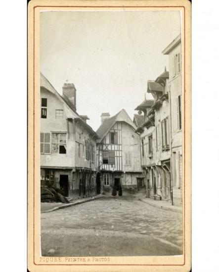 Maisons à pans de bois de Troyes