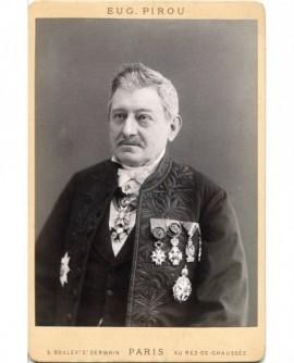 Henri Tresca, commissaire générale d\'Expositions Universelles