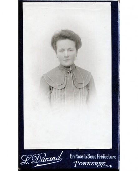 Portrait d\'une femme