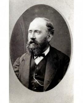 Autoportrait du photographe Félix Bonfils