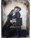 Autoportrait du photographe Gustave Le Gray