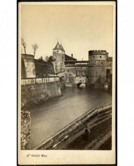 Porte des Allemands à Metz