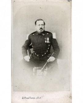 Militaire, Capitaine de Lanciers