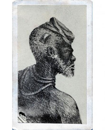 Atai, Chef de l'insurrection Kanake (Canaque)