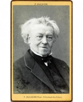 Portrait du peintre Camille Corot
