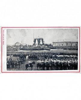 manoeuvre militaire au camps de Châlon
