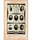 Carte programme du théâtre de la Gaité pour la pièce Les Paysans en 1866