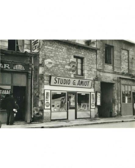 Boutique du photographe Amiot à Caen