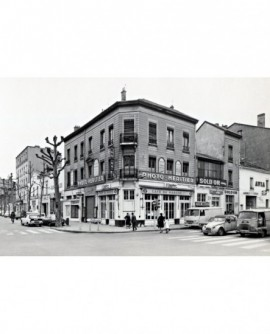 Studio du photographe Héritier rue Garibaldi à Lyon
