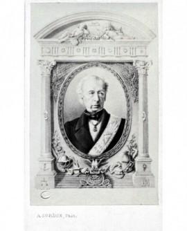 Portrait d'un franc-maçon