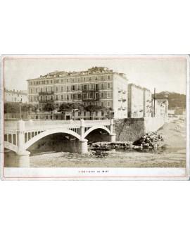 Vue générale de Nice, quai du midi