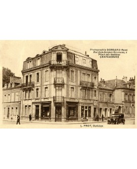 Studio du photographe Dorsand (voiture)