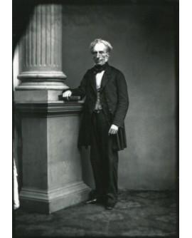 Portrait du photographe Alphonse Brebisson