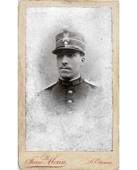 Portrait d'un militaire du 238éme