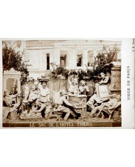 Série Le siège de Paris, Le sac de l'Hotel de Ville