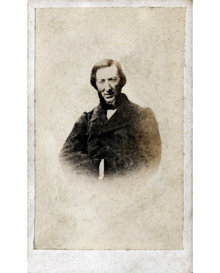 Portrait du docteur Ferdinand Maurice Vanlaer