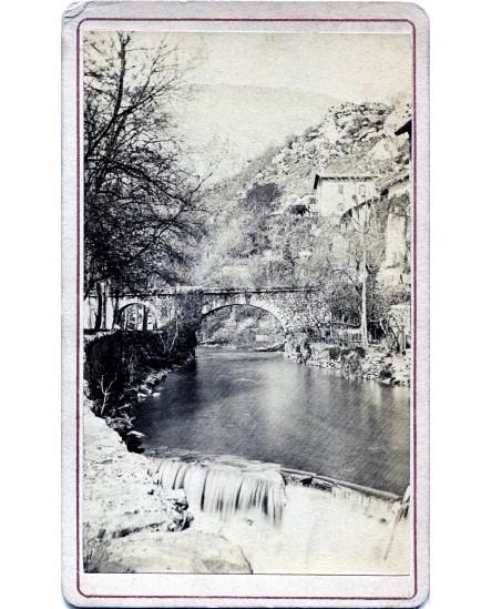 Vue de Sassenage en Isère