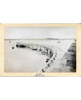 Le Mole des Noires. Saint-Malo
