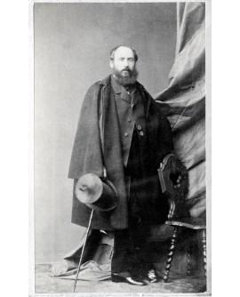 Anatole Bartholoni. Député de Haute-Savoie