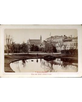 Toulouse. Eglise des jésuites